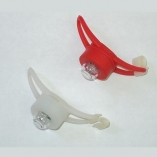 Светодиодный маячок красный + белый