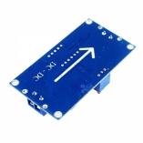 преобразователь напряжения на lm2596s + led вольтметр