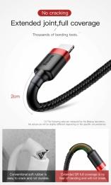 Baseus Lightning USB кабель Iphone/Ipad all 2.4A (calklf-wg1)