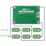 BMS 3S 40A плата контроля заряда-разряда Li-Ion АКБ