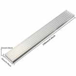 Радиатор алюминиевый (мм) 150x20x6