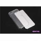 тонкий пластиковый чехол iphone 6/6s