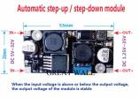 Повышающий понижающий (step up step down) преобразователь XL6019E1