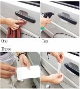 защита дверных ручек от царапин