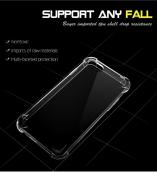 Ударостойкий силиконовый чехол iPhone 5/5S