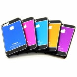 aluminum brushed case iphone 5/5s