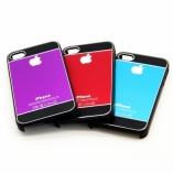 aluminum brushed case iphone 4/4s