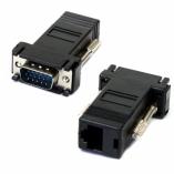 VGA удлинитель по RJ45 витой паре до 30м, UTP