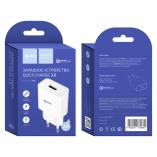 ЗУ DRM-PA8-03 Quick Charge 3.0 USB 2A белый DREAM
