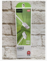 Кабель USB (Apple 30-pin) Maimi M215 (белый) 1м