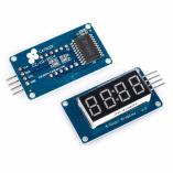 Светодиодный LED дисплей TM1637