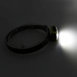налобный фонарь cob zb-7707 3w