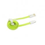 кабель силиконовый usb-microusb 110см