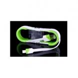 кабель силиконовый usb-microusb