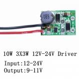 Светодиодный драйвер 10W 1А