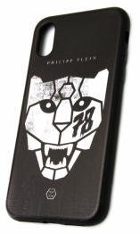 Чехол TPU на iPhone X Print