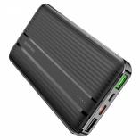 Внешний аккумулятор BOROFONE BJ9 PD+QC 3.0 10000 mAh (черный)