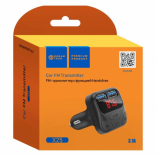 Автомобильный FM-трансмиттер - X25 Bluetooth
