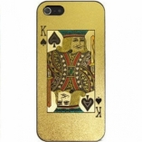 накладка poker card iphone 5