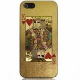 накладка poker card iphone 5