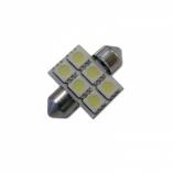 Светодиодная лампа для авто 6led
