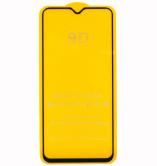 Защитное стекло Xiaomi RedMi NOTE 8 (черный) 9D тех .упаковка