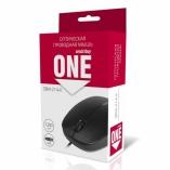 Оптическая мышь SmartBuy ONE 214-K (черный) (SBM-214-K)
