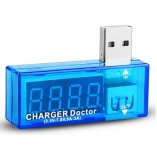 usb тестер charger doctor