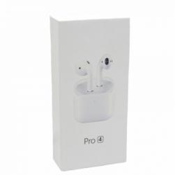 Беспроводные наушники TWS Air Pro 4 (белый)